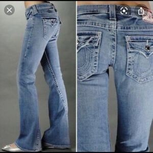True Religion Disco Joey Big T Jeans